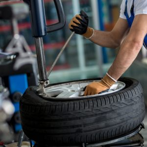 Tyres & fitting in Arnos Grove