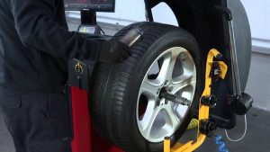 wheels alignment service in Hampstead