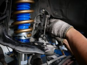 Suspension Repairs for French Cars in Barnet